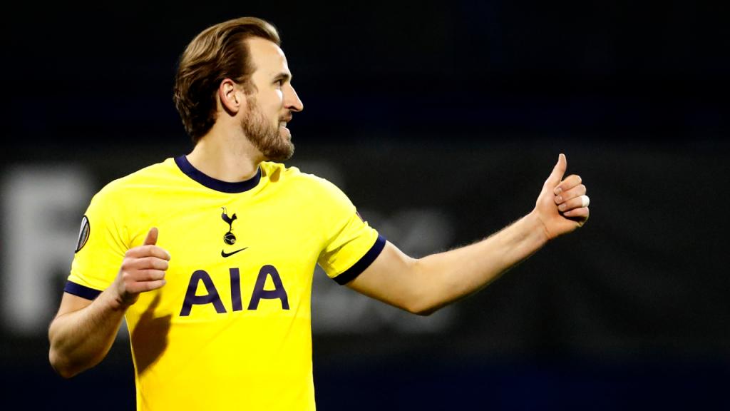 13.º: Harry Kane, Tottenham (90 a 120 milhões de euros)