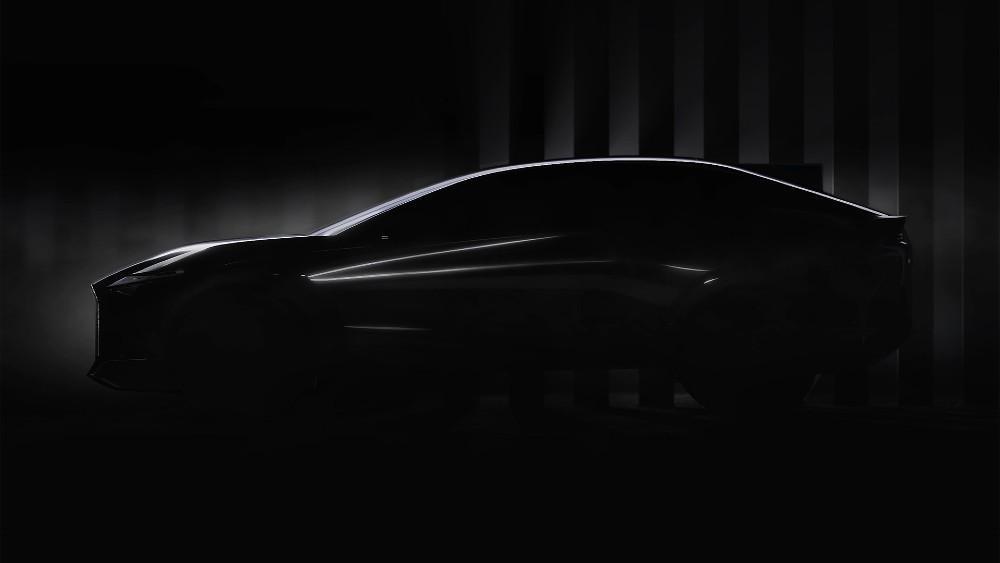 Lexus novo protótipo