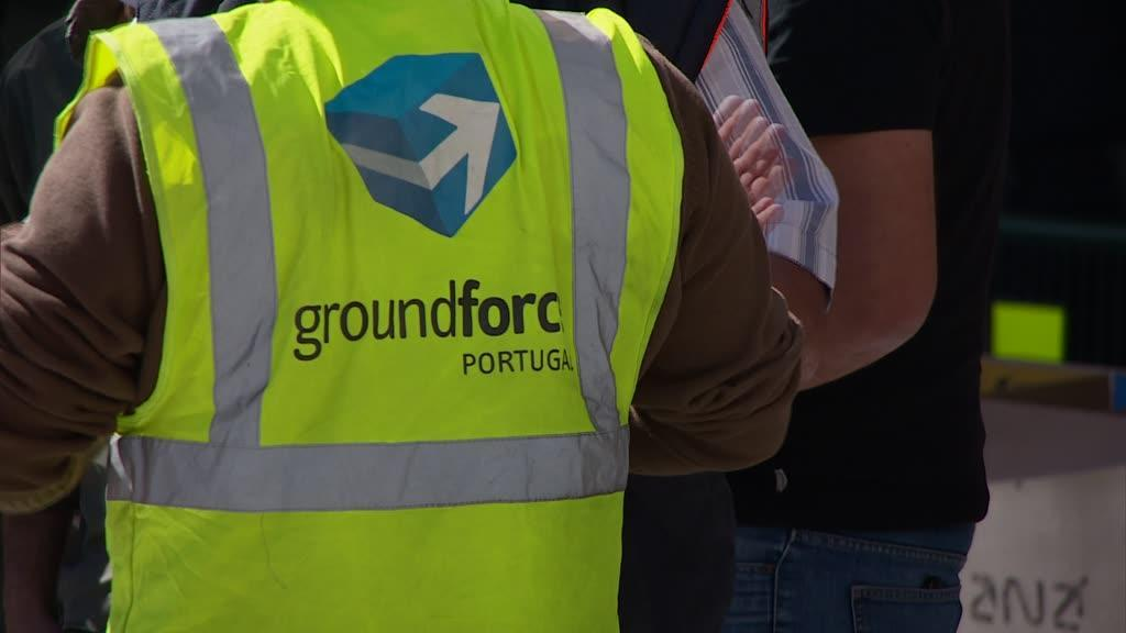 TAP pondera sair do capital da Groundforce