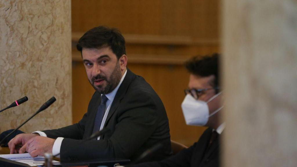Ministro da Educação na Comissão Eventual para o acompanhamento da aplicação das medidas de resposta à pandemia da doença COVID-19 e do processo de recuperação económica e social
