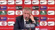 Fernando Santos explica ausência de Danilo Pereira frente ao Azerbaijão