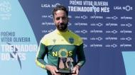 Ruben Amorim dá uma boa razão para ter sido eleito o treinador do mês