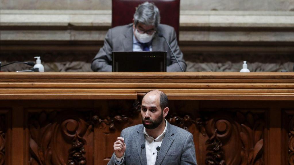 Debate sobre o pedido de autorização de renovação do Estado de Emergência