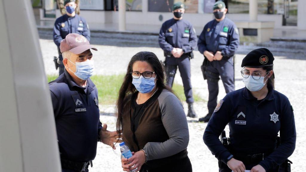 Julgamento de Sandro e Márcia Bernardo acusados por homicídio qualificado da filha Valentina
