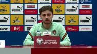 «Fiz formação sete anos no Benfica com o Cancelo, mas jogo com todos»