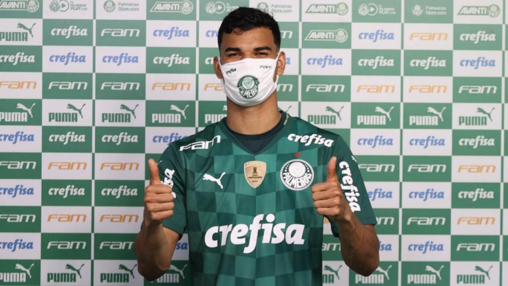 Danilo (twitter Palmeiras)