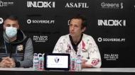 Treinador do Varzim 'veste' polémica da camisola poveira