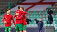 Euro sub-21: Portugal-Inglaterra