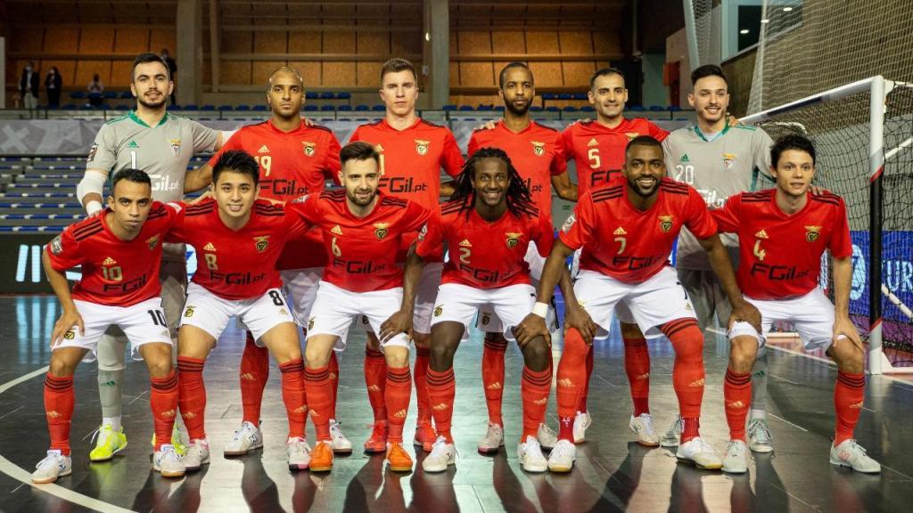 Sporting-Benfica em futsal