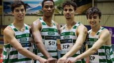 Atletismo: Sporting é campeão nacional em pista coberta