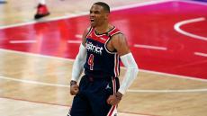 VÍDEO: Westbrook alcança números inéditos na história da NBA