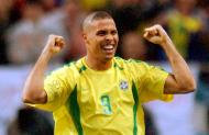 Ronaldo no Mundial 2002 (AP Photo/Kevork Djansezian)