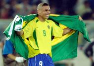 Ronaldo no Mundial 2002 (AP Photo/Amy Sancetta)