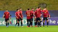 Espanha no Europeu de sub-21 (Igor Kupljenik/EPA)