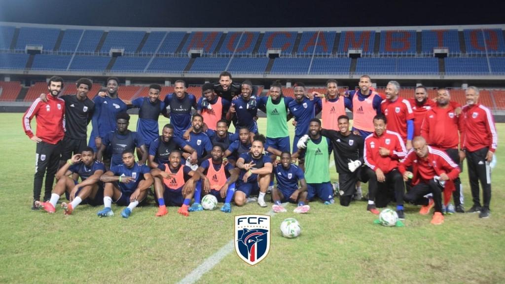Seleção de Cabo Verde (FCF)
