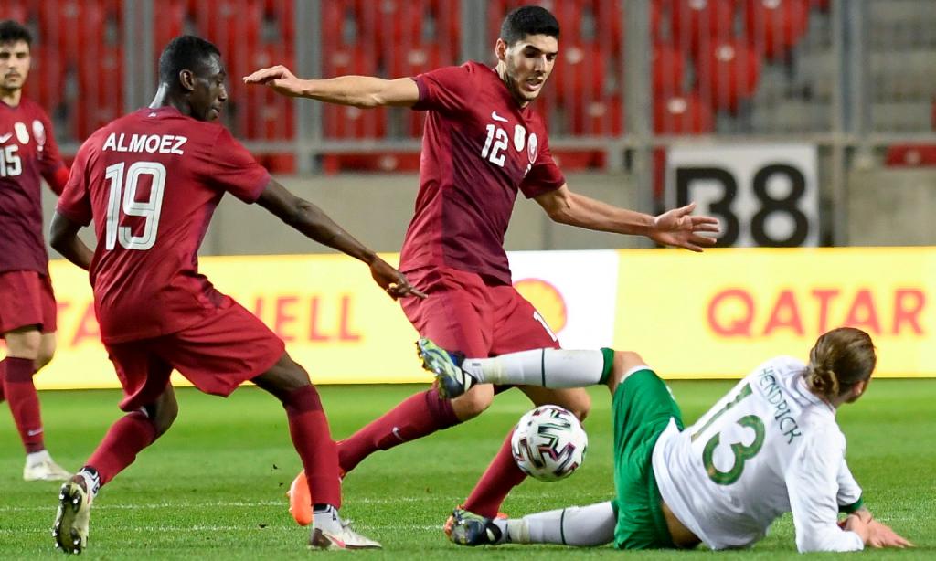 Qatar-Irlanda (Zsolt Czegledi/EPA)