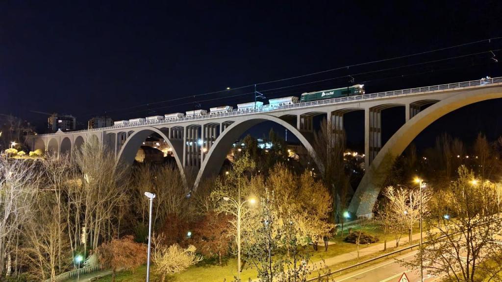 Comboios em Espanha