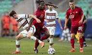 Euro sub-21: Suíça-Portugal