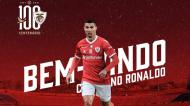 Santa Clara anuncia contratação de Cristiano Ronaldo a 1 de abril