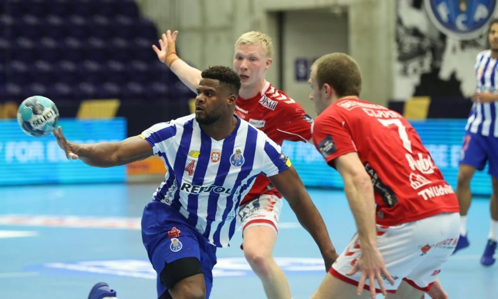 Andebol: FC Porto-Aalborg