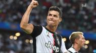 Cristiano Ronaldo é o desportista que mais ganha no Instagram