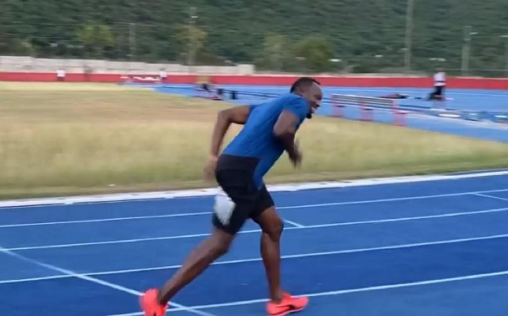 Usain Bolt (Instagram)