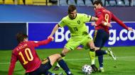 Europeu sub-21: Gonzalo Villar (Espanha)