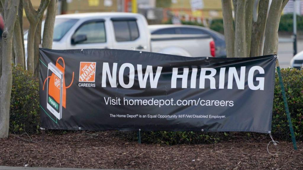Desemprego diminui nos EUA