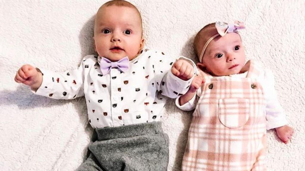 Noah e Rosalie, os super-gémeos