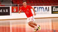 Futsal: Afonso Jesus (SL Benfica)