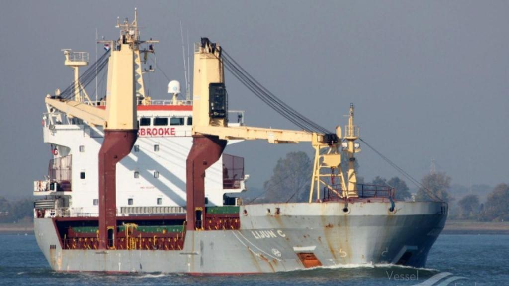O cargueiro Sider Rodi