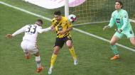 Borussia Dortmund-Eintracht Frankfurt (EPA)