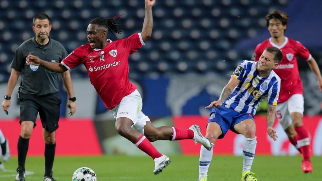 FC Porto-Santa Clara (Manuel Fernando Araújo/Lusa)