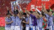 Real Sociedad conquista Taça do Rei