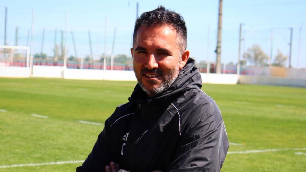 Carlos Pinto (foto: UD Vilafranquense)
