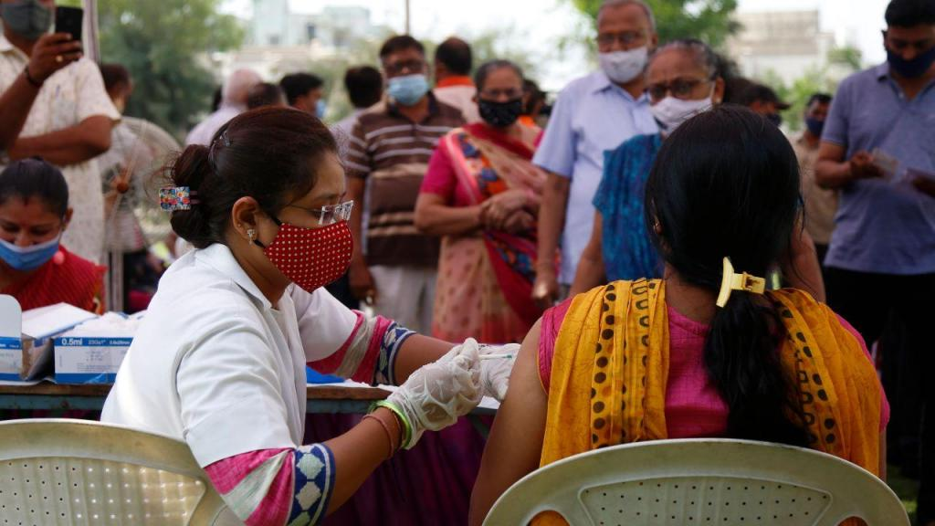 Vacinação da Índia