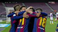 Dembelé dá vitória ao Barcelona com golo ao minuto 90