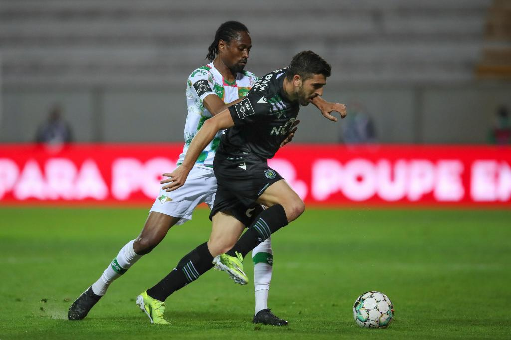 Moreirense-Sporting (José Coelho/Lusa)