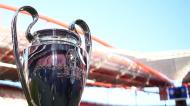 Troféu da Liga dos Campeões (AP)