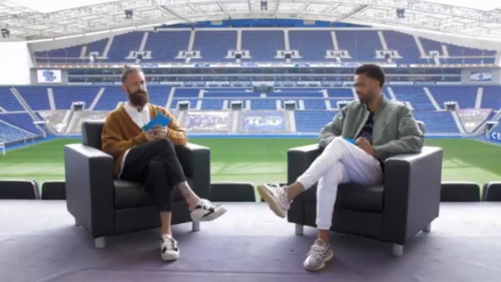 Raúl Meireles e Bosingwa (twitter FC Porto)
