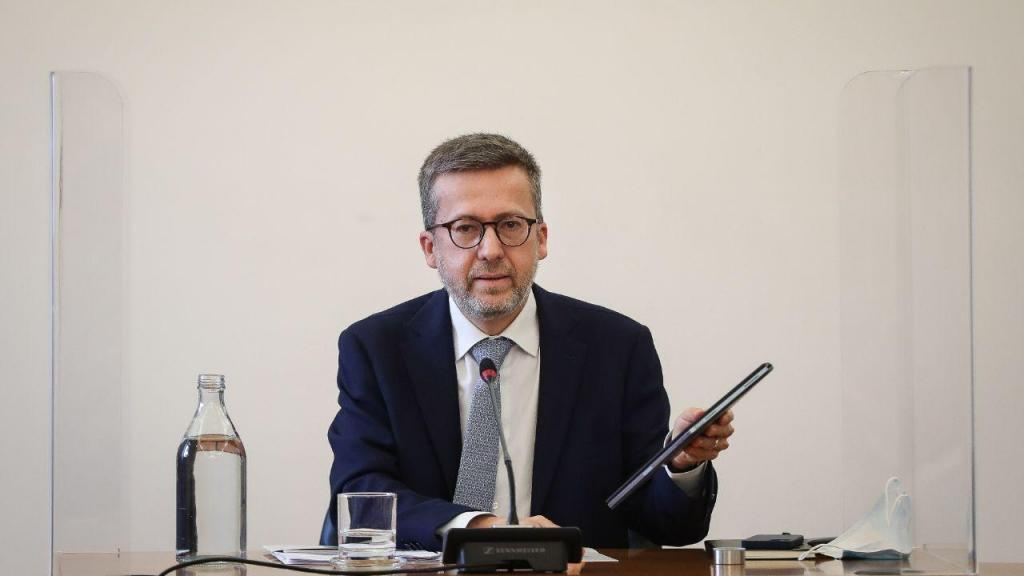 Audição de Carlos Moedas na comissão eventual de Inquérito Parlamentar