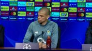 «Apesar de não jogarmos no nosso estádio, temos de saber de jogar com o aspeto das duas mãos»