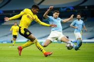 Manchester City-Borussia Dortmund