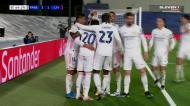 Vinícius «pistoleiro» bisa e volta a dar conforto ao Real Madrid