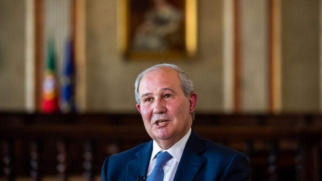 António Piçarra, presidente do Supremo Tribunal de Justiça