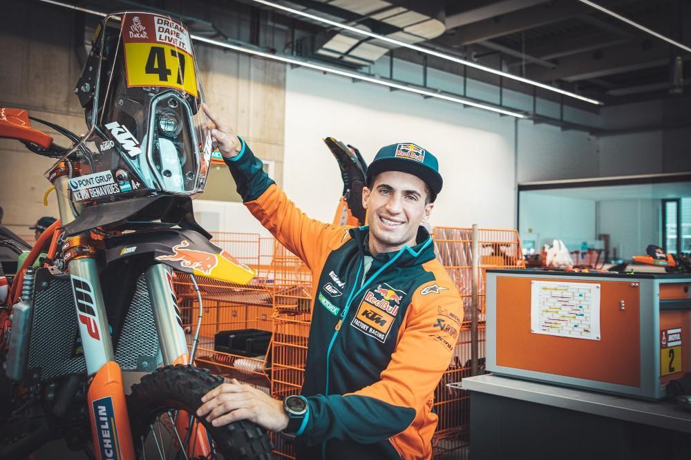 Kevin Benavides (KTM Factory Racing)