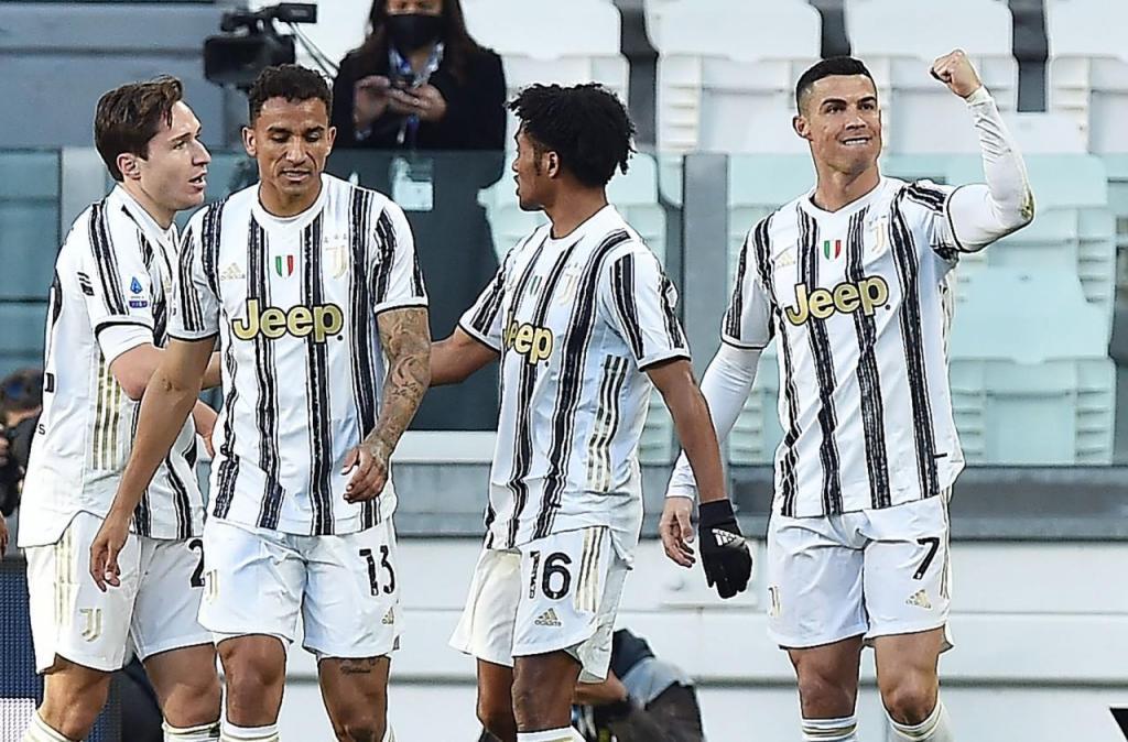 7.º: Juventus (829 milhões de euros)