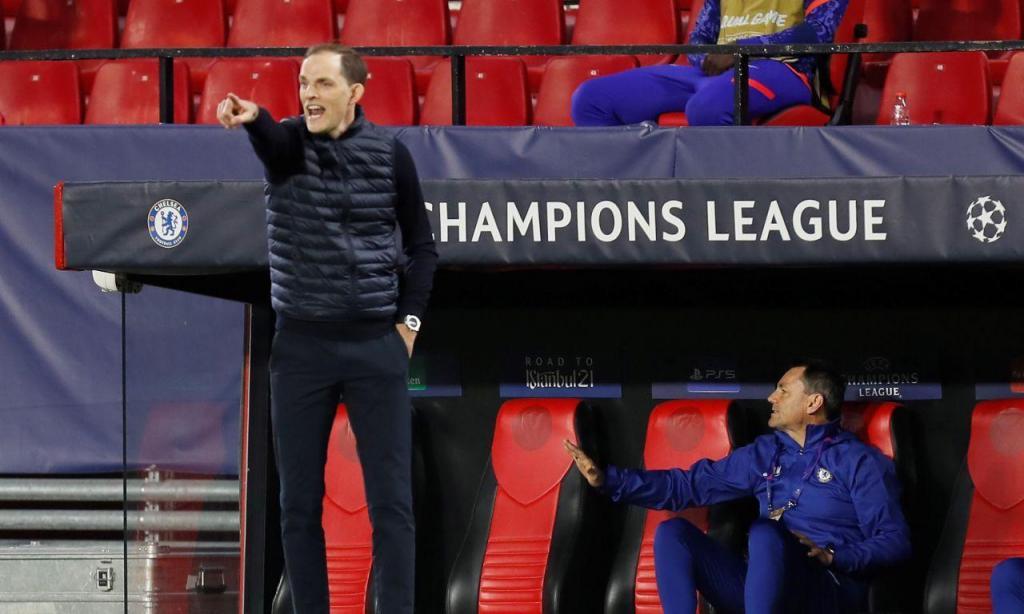 Champions: FC Porto-Chelsea