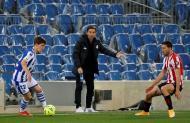 Real Sociedad e Athletic Bilbao empataram 1-1