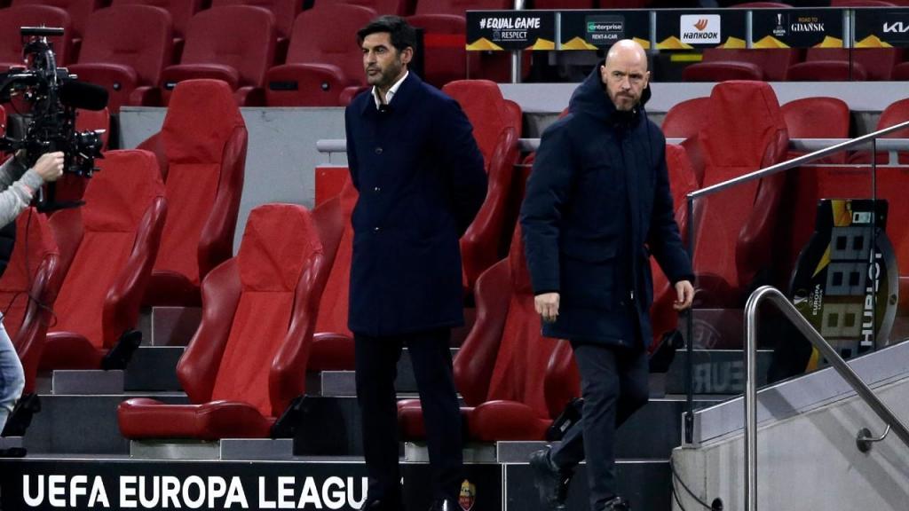 Ajax-Roma (EPA)